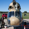 34 - The University of Iowa - Operator Performance Laboratory Mil Mi2 Helicopter on display at the South East Iowa Air Show in Burlington Iowa