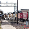 Train Spotting from Rochelle Railroad Park - #181