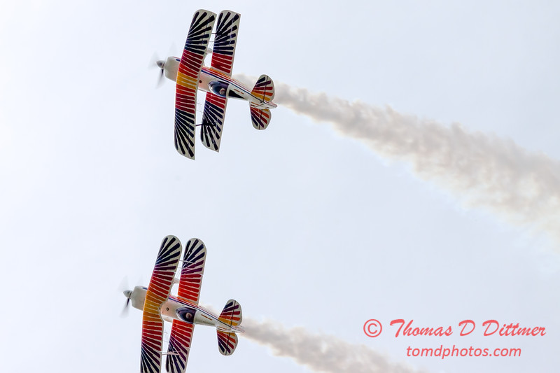 114 - Friday Practice at the Quad City Air Show - Davenport Municipal Airport - Davenport Iowa - August 31st