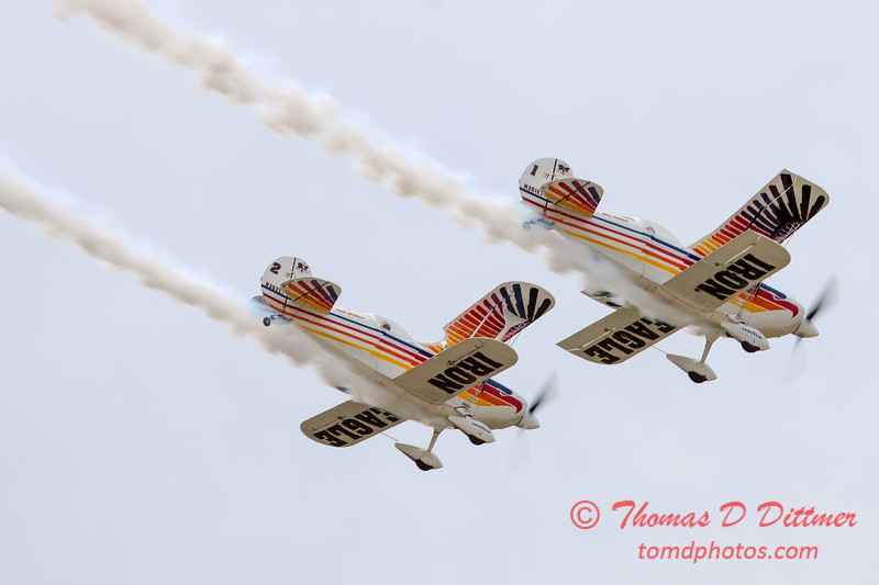 119 - Friday Practice at the Quad City Air Show - Davenport Municipal Airport - Davenport Iowa - August 31st