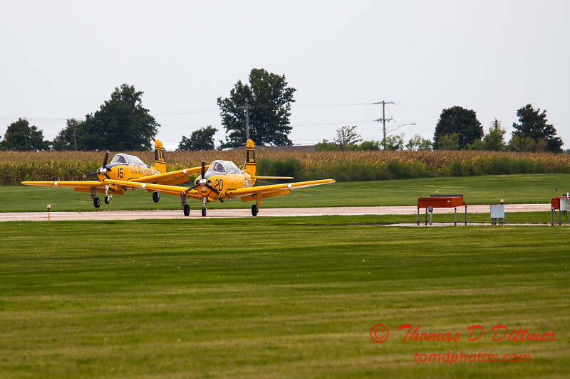 542 - Friday Practice at the Quad City Air Show - Davenport Municipal Airport - Davenport Iowa - August 31st
