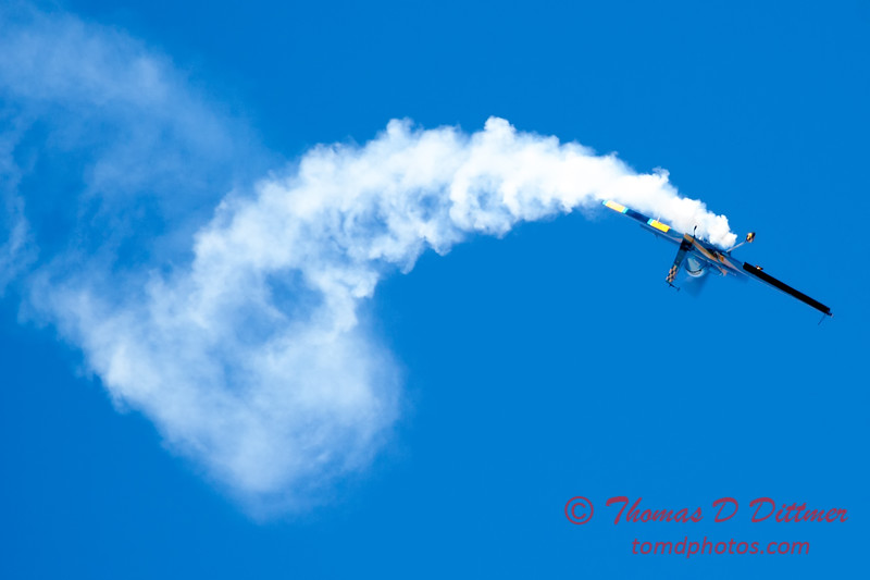 285 - Darrell Massman performs in his S330 Panzl at the South East Iowa Air Show in Burlington Iowa