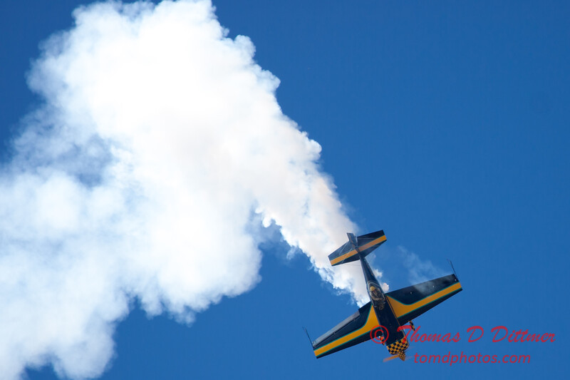 238 - Darrell Massman performs in his S330 Panzl at the South East Iowa Air Show in Burlington Iowa