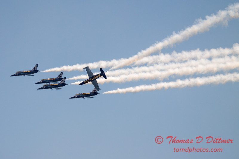 235 -  2015 Milwaukee Air & Water Show - Bradford Beach - Milwaukee Wisconsin