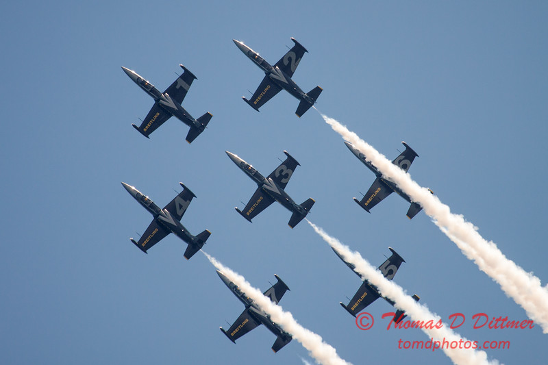 225 -  2015 Milwaukee Air & Water Show - Bradford Beach - Milwaukee Wisconsin