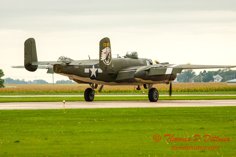 1048 - Saturday at the Quad City Air Show - Davenport Municipal Airport - Davenport Iowa - September 1st
