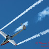 822 - Bob Carlton in his Jet powered Sailplane perform at the South East Iowa Air Show in Burlington Iowa