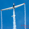 818 - Bob Carlton in his Jet powered Sailplane perform at the South East Iowa Air Show in Burlington Iowa