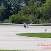 836 - Bob Carlton in his Jet powered Sailplane returns to the South East Iowa Air Show in Burlington Iowa