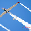 820 - Bob Carlton in his Jet powered Sailplane perform at the South East Iowa Air Show in Burlington Iowa