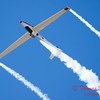 819 - Bob Carlton in his Jet powered Sailplane perform at the South East Iowa Air Show in Burlington Iowa