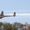 816 - Bob Carlton in his Jet powered Sailplane perform at the South East Iowa Air Show in Burlington Iowa