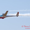 814 - Bob Carlton in his Jet powered Sailplane perform at the South East Iowa Air Show in Burlington Iowa