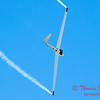 825 - Bob Carlton in his Jet powered Sailplane perform at the South East Iowa Air Show in Burlington Iowa