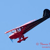 660 - Erik Edgren in his Taylorcraft performs at the South East Iowa Air Show in Burlington Iowa