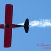 656 - Erik Edgren in his Taylorcraft performs at the South East Iowa Air Show in Burlington Iowa