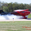 670 - Erik Edgren in his Taylorcraft returns and taxies to parking at the South East Iowa Air Show in Burlington Iowa