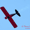 658 - Erik Edgren in his Taylorcraft performs at the South East Iowa Air Show in Burlington Iowa