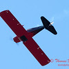 659 - Erik Edgren in his Taylorcraft performs at the South East Iowa Air Show in Burlington Iowa