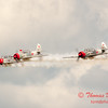 361 - Team Aerostar in Yakovlev Yak-52's perform at Wings over Waukegan 2012