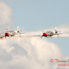 360 - Team Aerostar in Yakovlev Yak-52's perform at Wings over Waukegan 2012
