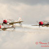 365 - Team Aerostar in Yakovlev Yak-52's perform at Wings over Waukegan 2012