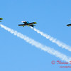 114 - The Vanguard Squadron performs in their ethanol powered RV3's at the South East Iowa Air Show in Burlington Iowa