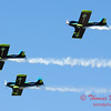 159 - The Vanguard Squadron perform in their ethanol powered RV3's at the South East Iowa Air Show in Burlington Iowa