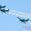 122 - The Vanguard Squadron perform in their ethanol powered RV3's at the South East Iowa Air Show in Burlington Iowa
