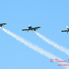 112 - The Vanguard Squadron performs in their ethanol powered RV3's at the South East Iowa Air Show in Burlington Iowa