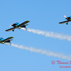156 - The Vanguard Squadron perform in their ethanol powered RV3's at the South East Iowa Air Show in Burlington Iowa