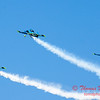 166 - The Vanguard Squadron perform in their ethanol powered RV3's at the South East Iowa Air Show in Burlington Iowa