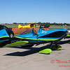 40 - Crew members from the Vanguard Squadron ready the RV3 aircraft for the show at the South East Iowa Air Show in Burlington Iowa