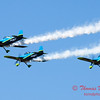 164 - The Vanguard Squadron perform in their ethanol powered RV3's at the South East Iowa Air Show in Burlington Iowa