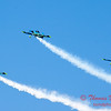 167 - The Vanguard Squadron perform in their ethanol powered RV3's at the South East Iowa Air Show in Burlington Iowa