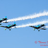 165 - The Vanguard Squadron perform in their ethanol powered RV3's at the South East Iowa Air Show in Burlington Iowa