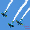 130 - The Vanguard Squadron perform in their ethanol powered RV3's at the South East Iowa Air Show in Burlington Iowa