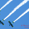 129 - The Vanguard Squadron perform in their ethanol powered RV3's at the South East Iowa Air Show in Burlington Iowa