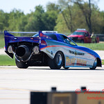 371 - Tulsa County Heatwave Jet Car at the South East Iowa Air Show in Burlington Iowa