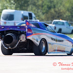 372 - Tulsa County Heatwave Jet Car at the South East Iowa Air Show in Burlington Iowa