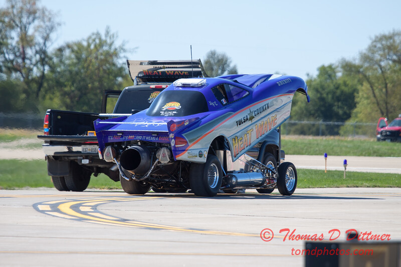 Heatwave Jet Car