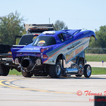 368 - Tulsa County Heatwave Jet Car at the South East Iowa Air Show in Burlington Iowa