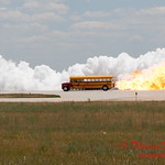 625 - Indy Boys Extreme Jet School Bus at the 2012 Rockford Airfest - Chicago Rockford International Airport - Rockford Illinois - Sunday June 3rd 2012