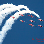 1353 - The RCAF Snowbirds performance at Wings over Waukegan 2012