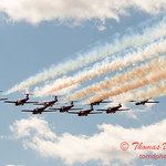 1794 - The RCAF Snowbirds performance at Wings over Waukegan 2012