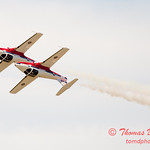 1564 - The RCAF Snowbirds performance at Wings over Waukegan 2012
