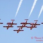 1365 - The RCAF Snowbirds performance at Wings over Waukegan 2012