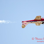 1492 - The RCAF Snowbirds performance at Wings over Waukegan 2012