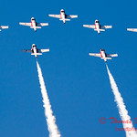 1636 - The RCAF Snowbirds performance at Wings over Waukegan 2012