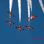 1606 - The RCAF Snowbirds performance at Wings over Waukegan 2012
